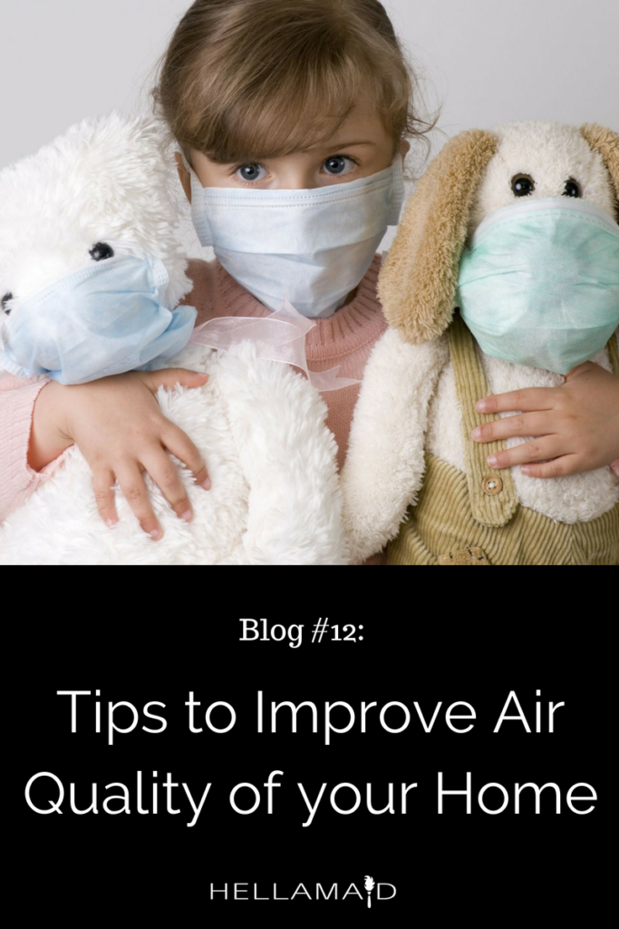 Tips to Improve Air Quality of your Home