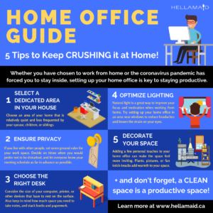 How to setup home office