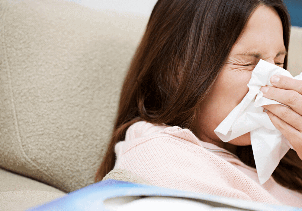 carpet cleaning reduces allergens in the home