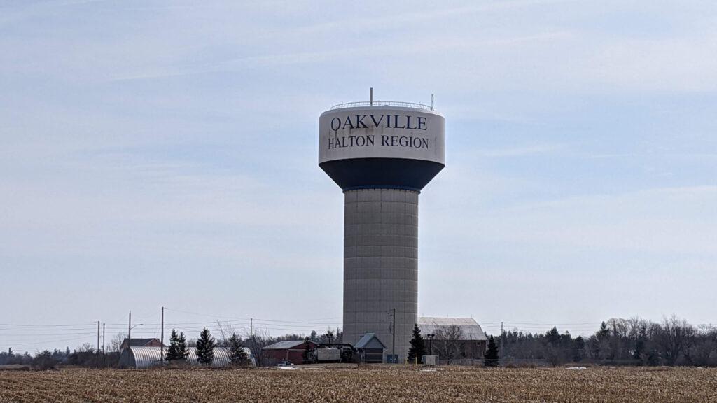city of Oakville in Halton Hills