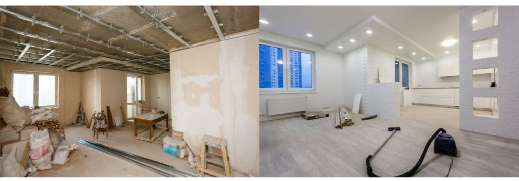 post renovation cleaning in ontario