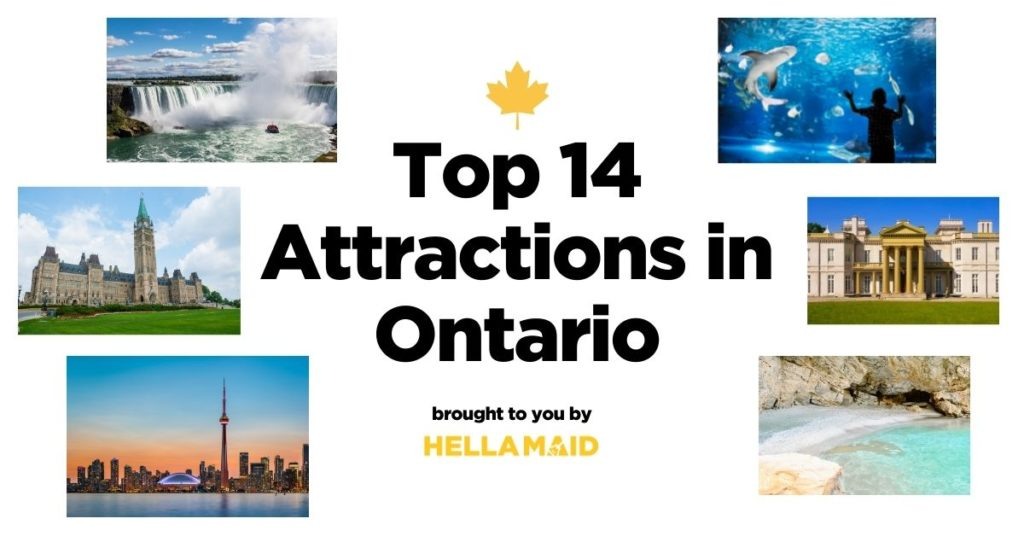 things to do in Ontario, top 14 attractions